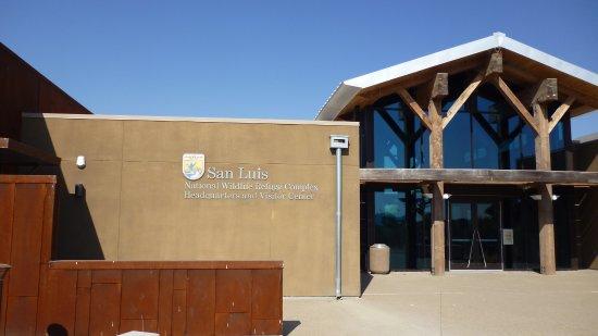 Los Banos, Californië: ビジターセンター