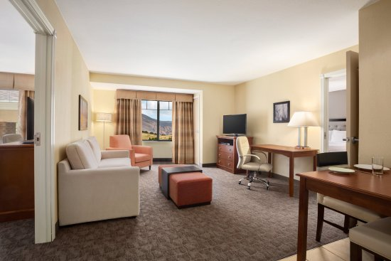 Homewood Suites by Hilton Denver Littleton: 1 King/2 Queens Living Area