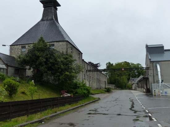 A Taste of Speyside: Mortlach Distilery