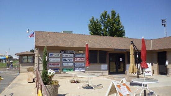 Atwater, CA: 入場券売り場とギフトショップ