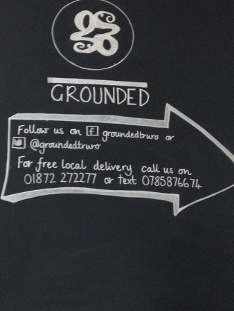 Grounded Contact Details
