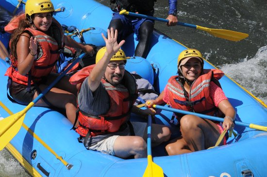 Whitewater Connection Day Tours: Satan's Cesspool Rapid, South Fork American River