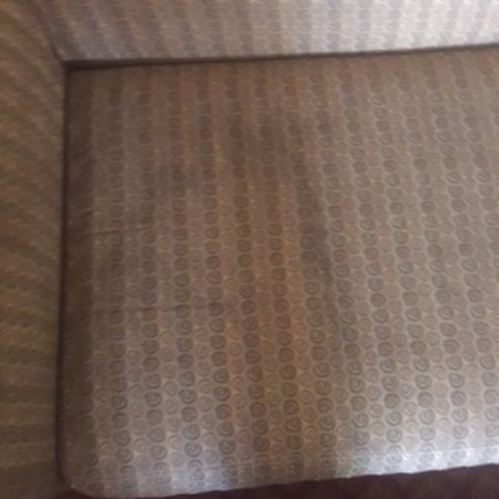 Cookeville, TN: stains on seat in room