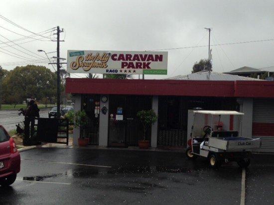 Jolly Swagman Caravan Park
