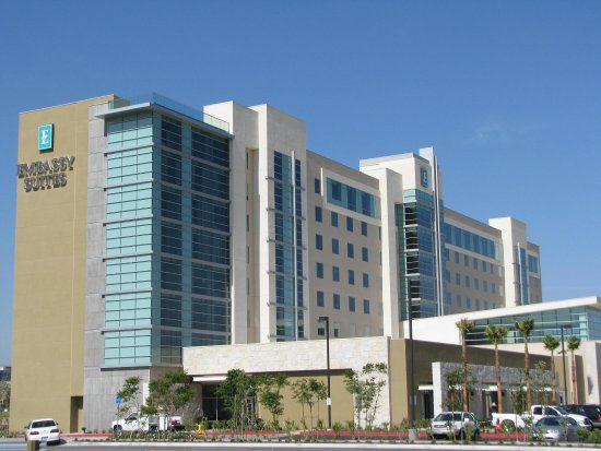 Embassy Suites by Hilton Ontario-Airport
