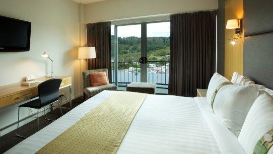 Holiday Inn Rotorua: King Bed Guest Room