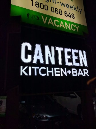 Coolum Beach, Avustralya: Canteen Kitchen + Bar