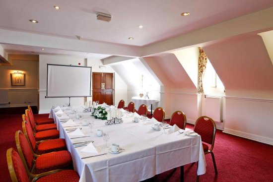 Madeley, UK: Meeting Room