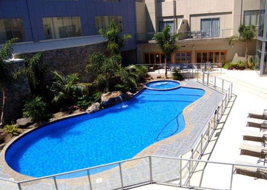 Gisborne Hotel Pool
