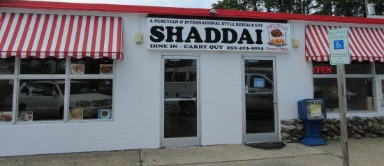 Shaddai Restaurant Exterior Manteo Nc 9 08 2016