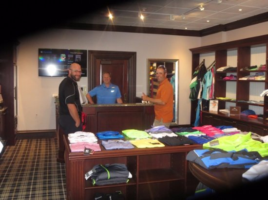 Wallace, Канада: Pro SHop
