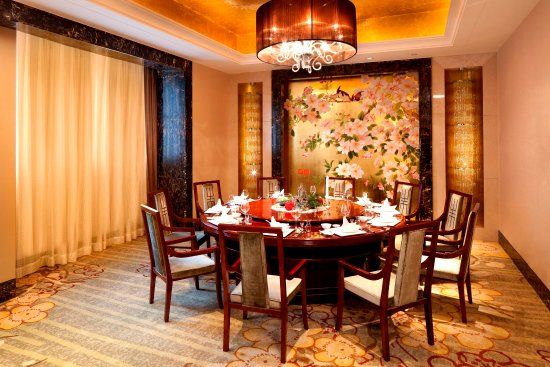 Taizhou, Chine : Private Dining Room