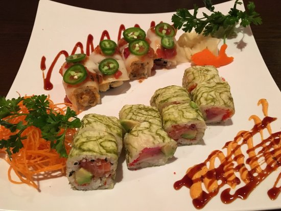 McLean, เวอร์จิเนีย: Tiger Roll and Angel Roll!