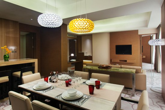 Nanyang, Cina: Deluxe Suite