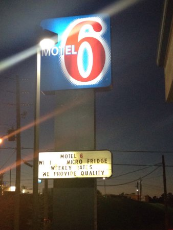 Motel 6 Milledgeville: photo0.jpg