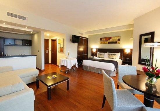 Marriott Executive Apartments Panama City, Finisterre: King Loft Apartment