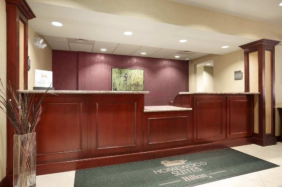 Homewood Suites by Hilton Atlantic City/Egg Harbor Township: Front Desk