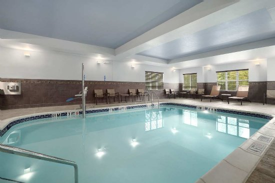 Homewood Suites by Hilton Atlantic City/Egg Harbor Township: Indoor Pool