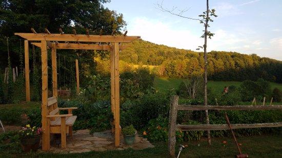 Chittenden, Vermont: Jenna's Garden