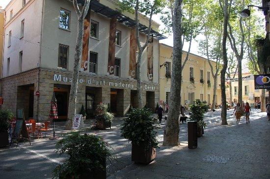 Hotel des Arcades : A un paso del hotel