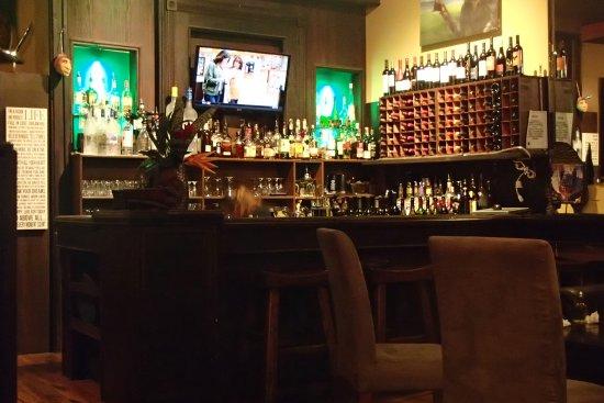 Auburn, CA: The bar