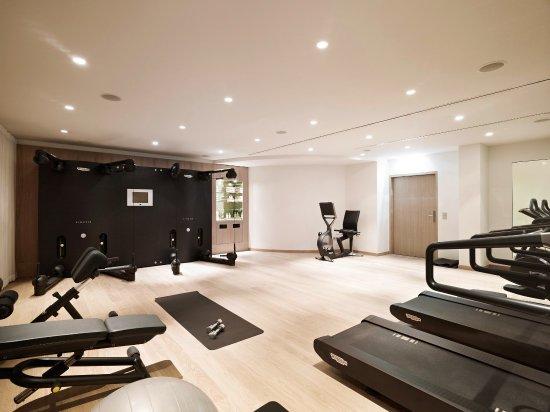 Hotel Sans Souci Wien : Spa Club Fitness Room