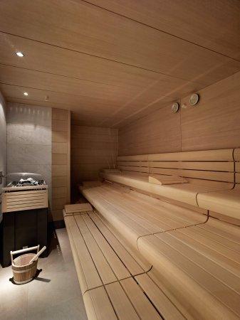 Hotel Sans Souci Wien : Spa Club Sauna