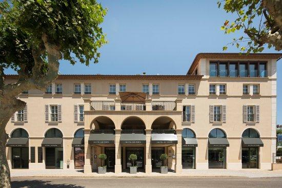 Hotel de Paris Saint-Tropez