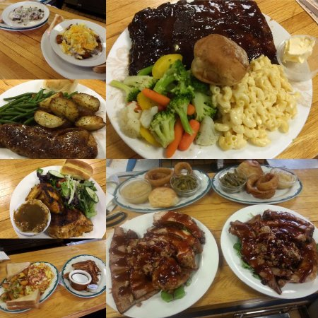 Strasburg, VA: We do Southern Cooking