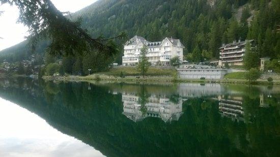 Hotel Le Belvedere: Lac de Champex