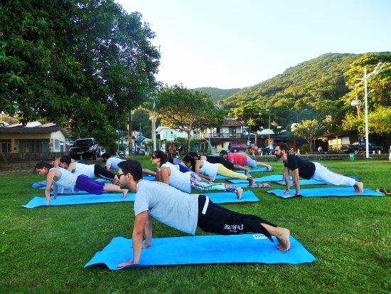 Yoga Lagoa da Conceicao