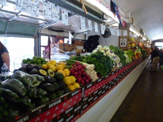 West Side Market Cleveland Fruit