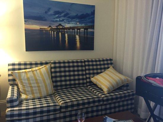 Inn at Pelican Bay: Confortável