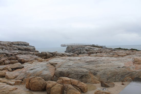 Albany, Australien: The viewing platform