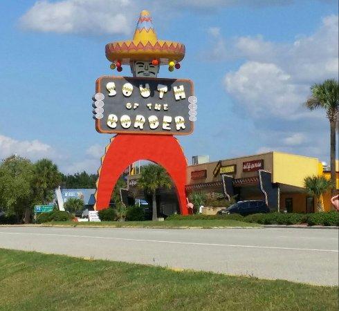 Dillon, Carolina del Sur: South of the Border