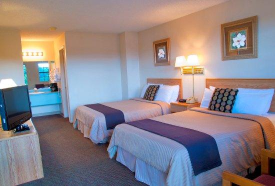 Regency Inn: Double Full Room
