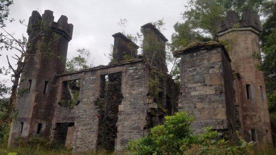 Ruins in Killarney National Park