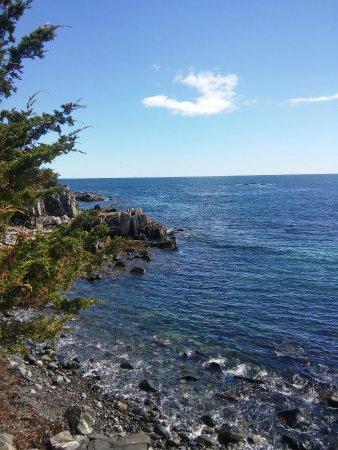 York Harbor, ME: Rugged Maine Coastline
