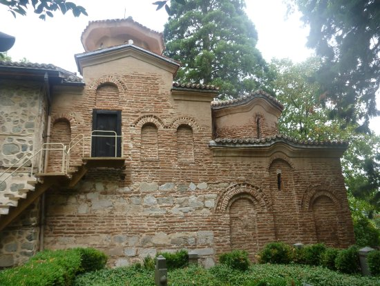 Iglesia de Boyana: Three stages: 10th, 13th & 19th century additions