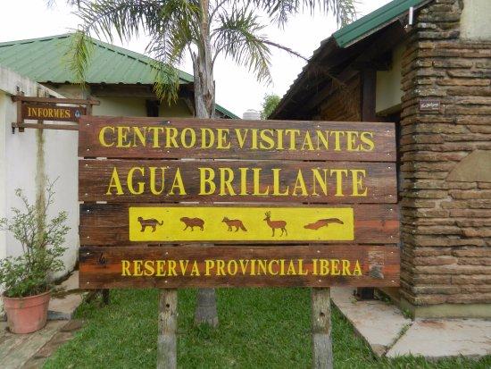 Ibera Wetlands, Argentina: Centro de Visitantes a la Reserva...