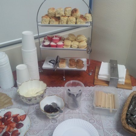 Lismore, Australia: Corporate Morning Tea
