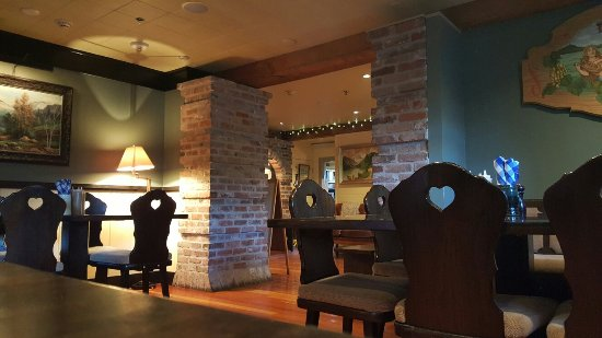 Jacksonville, Oregón: Frau Kemmling Schoolhaus Brewhaus