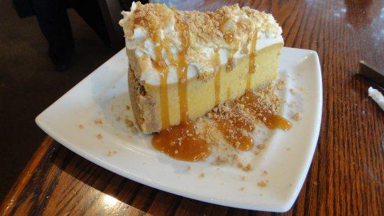 Newington, New Hampshire: ótima sobremesa.