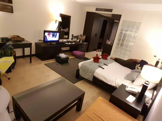 Krabi La Playa Resort: 20160906_151305_large.jpg