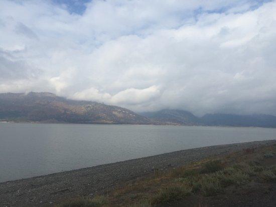Jenny Lake: Overcast pics