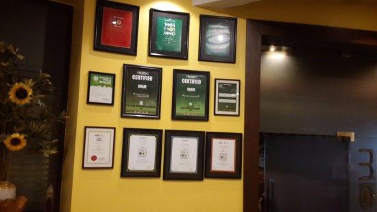 Soam: Certificates