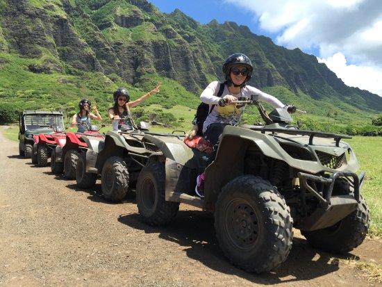 Kaneohe, Havai: 初心者でもこれは楽しめますよぉ。