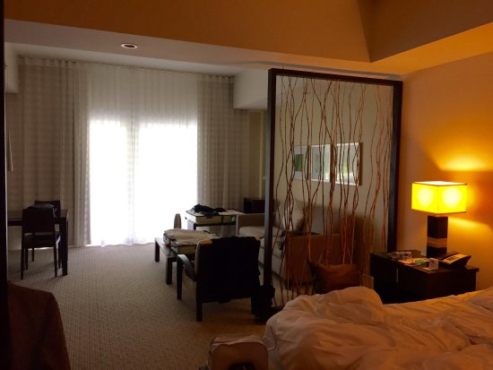 Provident Doral at The Blue Miami: View of our large-nice room...