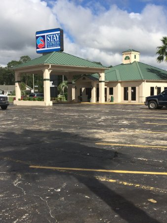 Hardeeville, SC: Stay Express Inn & Suites