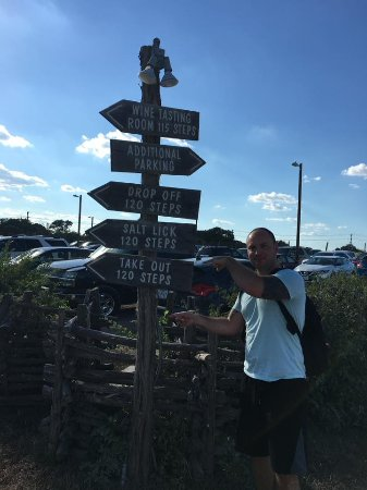 Driftwood, TX: Sign